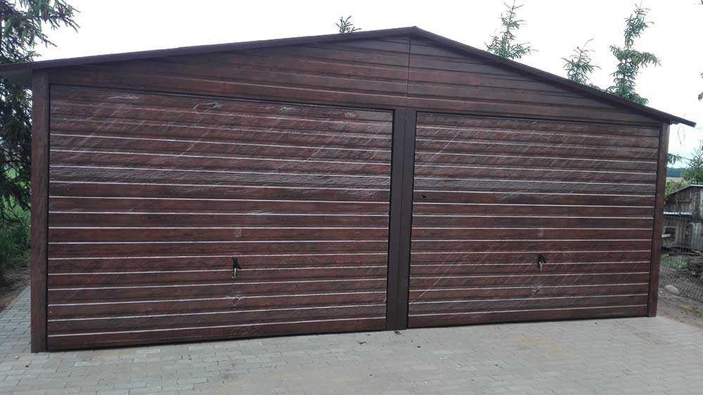 Garaż Blaszany Wejdź I Zamów Garaż Blaszak Dopasowany Do Ciebie