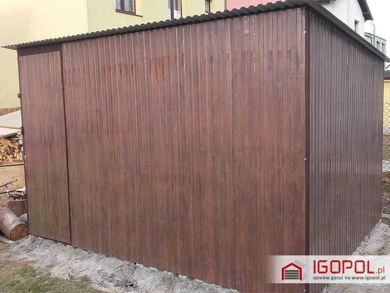 Garaz-blaszany-4x3m-spad-w-tyl-2
