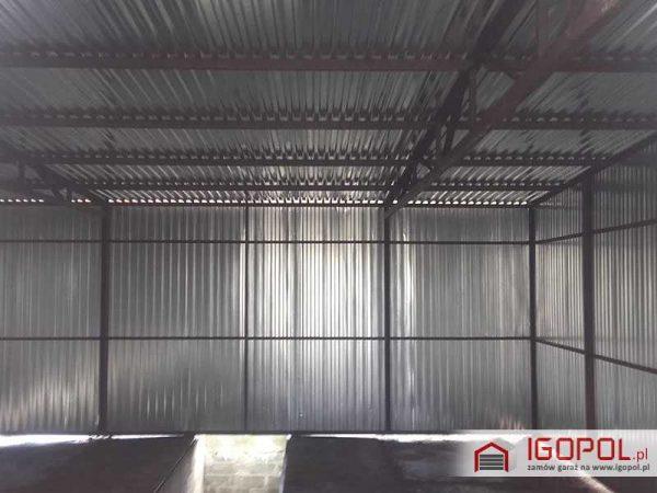 Garaz-blaszany-6x7m-ocynk-spad-w-tyl-5